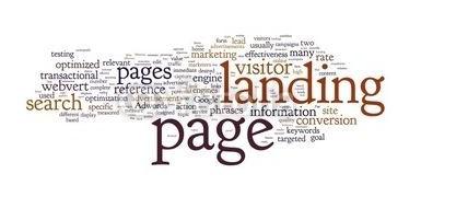 iniş sayfaları landing page